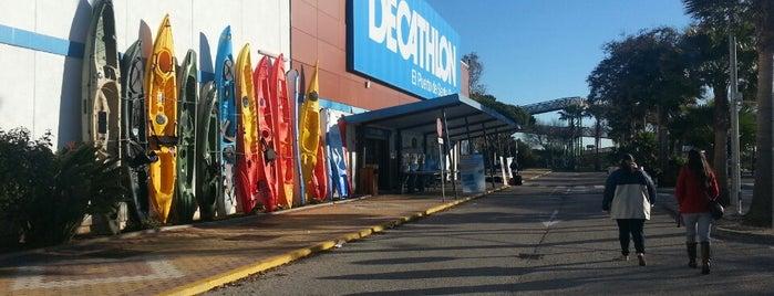 Decathlon El Puerto de Santa María is one of Posti che sono piaciuti a Adrián.