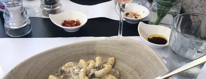 Segreto Pasta & Grill is one of สถานที่ที่ Maryel ถูกใจ.