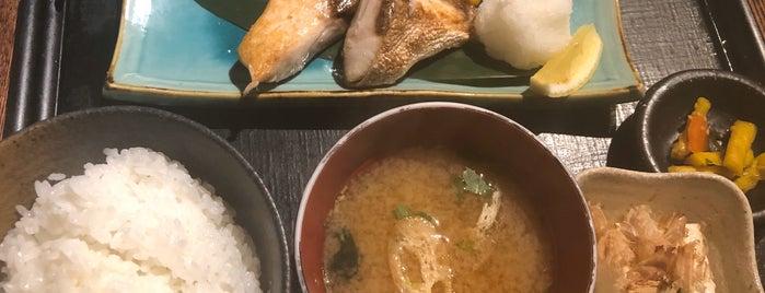 旬魚彩菜 つむぎ is one of Hideさんの保存済みスポット.