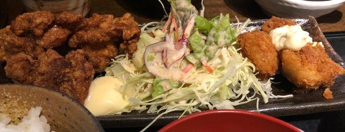 旬魚彩菜 つむぎ is one of Locais salvos de Hide.