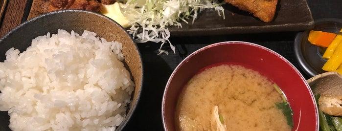 旬魚彩菜 つむぎ is one of Posti salvati di Hide.