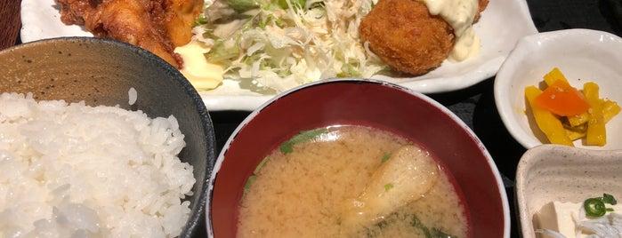 旬魚彩菜 つむぎ is one of สถานที่ที่บันทึกไว้ของ Hide.