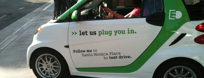 Electric Car Test Drives