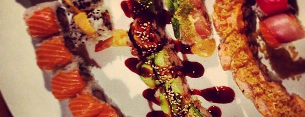 Blowfish Sushi to Die For is one of Lieux sauvegardés par squeasel.