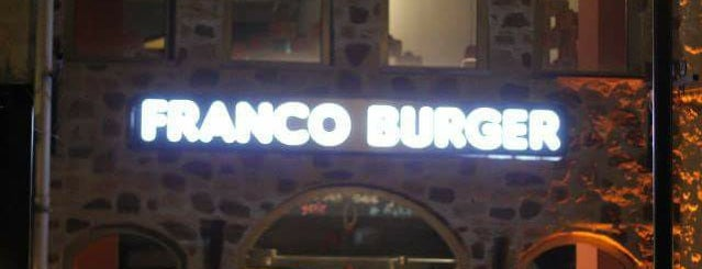 Franco Burger is one of Gurme Ankara.