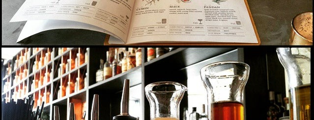 Mace is one of New York - Speakeasy & coktail bars.