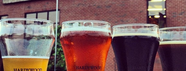 Hardywood Park Craft Brewery is one of Richmond Spots.