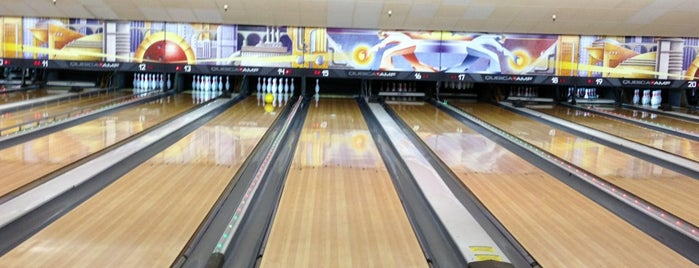 AMF Scottsdale Lanes is one of Mission: Arizona.