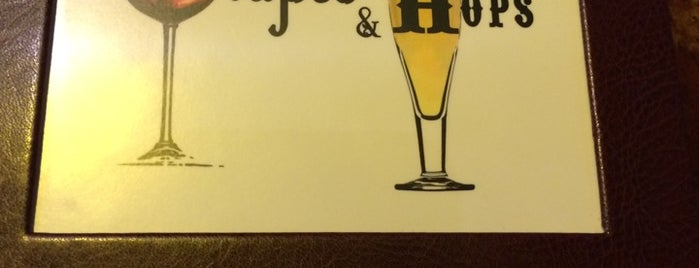 Grapes & Hops is one of Ventura County craft beer spots.