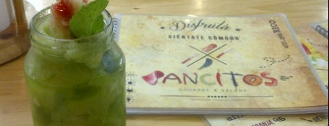 Pancitos Gourmet & Salads is one of Yuriさんのお気に入りスポット.