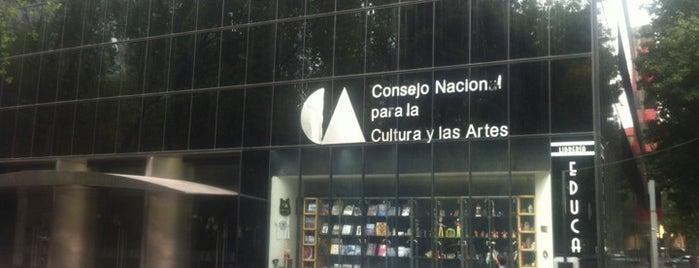 Secretaría de Cultura is one of Locais curtidos por Uriel.