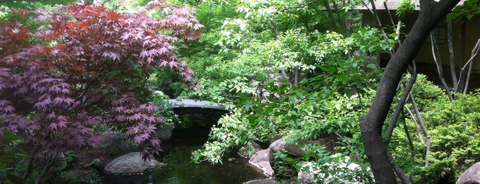 Anderson Japanese Gardens is one of Juliaさんの保存済みスポット.
