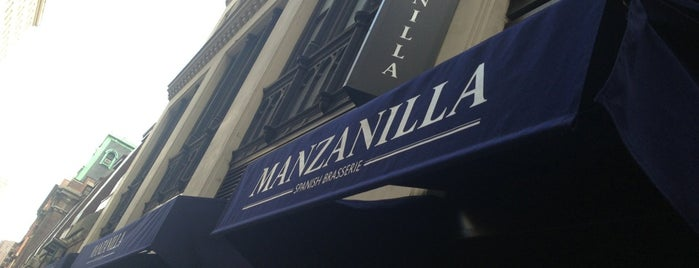 Manzanilla is one of New York Best Spots.