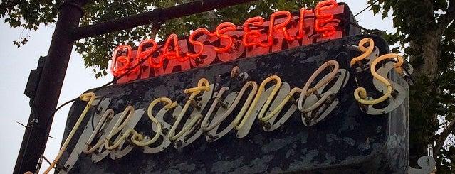 Justine's Brasserie is one of Austin.