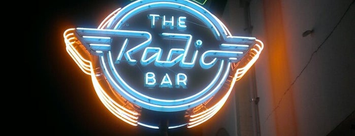 Radio Bar is one of Best of BR.