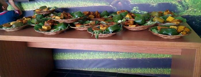 Ayam Penyet Bu Yani is one of Jeni : понравившиеся места.