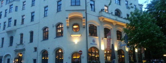Wirtshaus in der Au is one of MUC // Guest Food & Drinks.