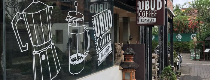 Ubud Coffee Roastery is one of Bali.