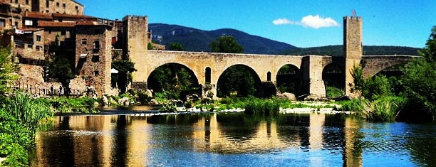 Besalú is one of Fantástica Cataluña!.