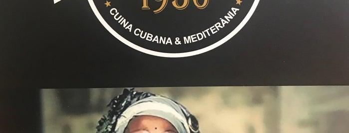 Habana 1956 is one of Orte, die saborespeciado gefallen.
