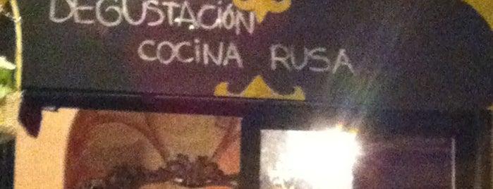 Rosa Blanca is one of COCINA BONITA.