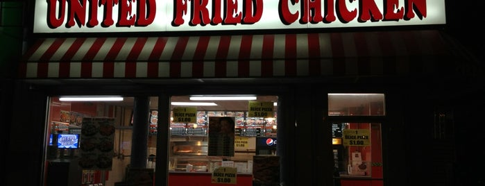 "United Fried Chicken is one of My ""Bucket list""."