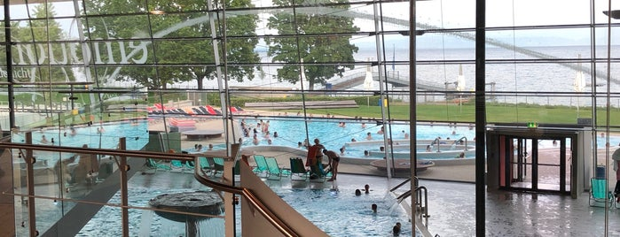 Bodensee-Therme is one of Tempat yang Disukai Herbie.