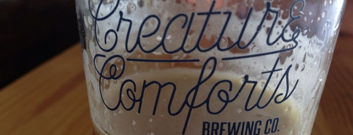 Creature Comforts Brewing Co. is one of Georgia Breweries.