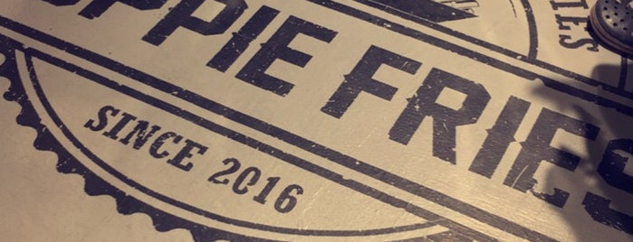 Joppie Fries is one of i.Eternity'in Beğendiği Mekanlar.