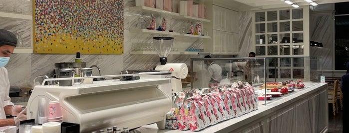 L'ETO Cafe is one of Jeddah (Café & dessert).
