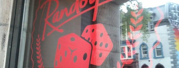 Randolph Pub Ludique is one of Montréal.