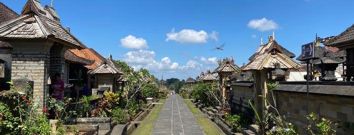 Desa Penglipuran, Bangli is one of Enjoy Bali Ubud.