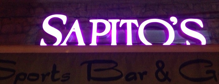 Sapitos sports grill is one of NYCFC Bars.