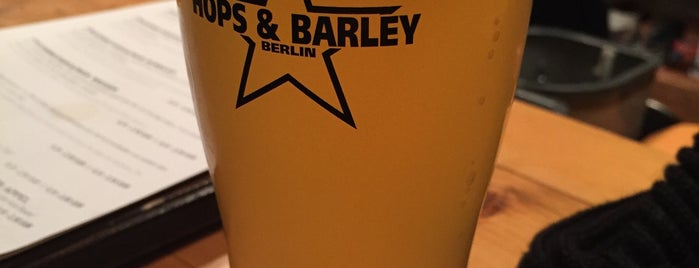 Hops & Barley is one of Christoph's Liked Places.