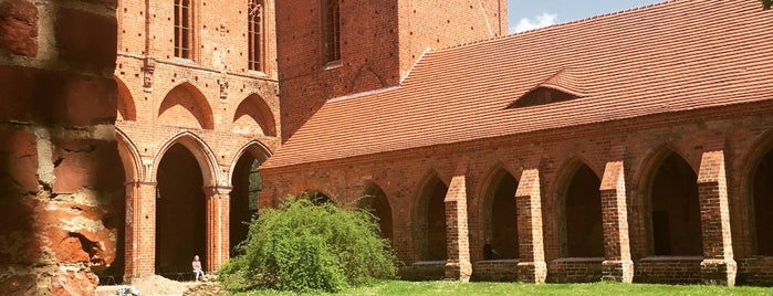 Zisterzienserkloster Chorin is one of Christoph's Liked Places.