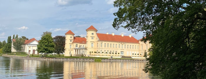 Schloss Rheinsberg is one of Christoph's Liked Places.