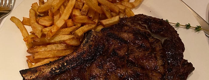Barberian's Steak House is one of Christoph's Liked Places.