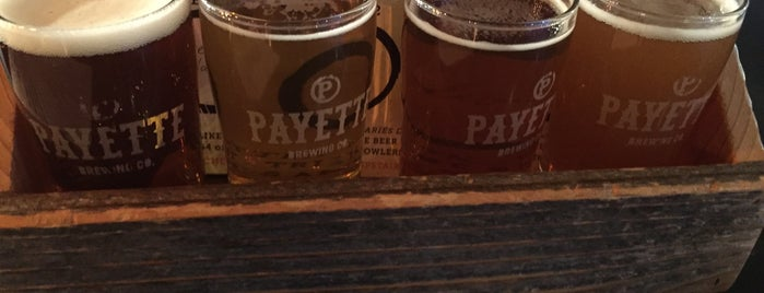 Payette Brewing Co is one of Christoph's Liked Places.