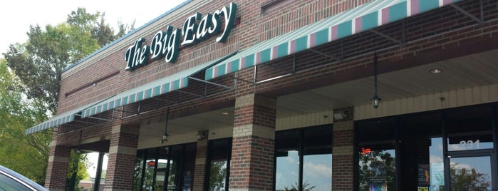 The Big Easy Oven + Tap is one of Restaurants.
