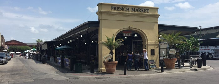 French Market is one of Posti che sono piaciuti a Stefani.