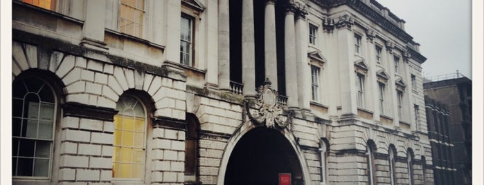 King's College London - Strand Campus is one of Inspired locations of learning.