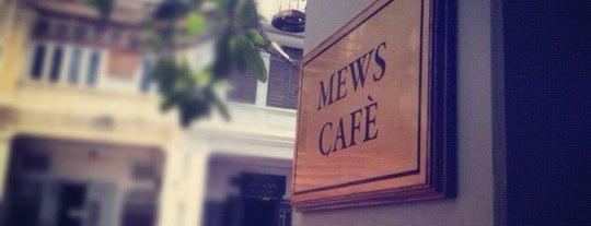 Kafe Mews is one of Penang.