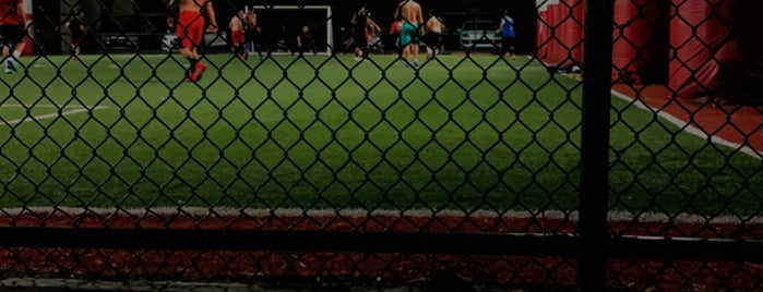 Stadio Soccer is one of Brownsville - Miami.