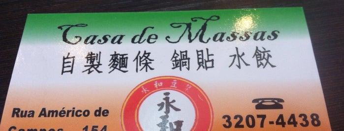 Casa de Massas Tradicional de Taiwan - a Original is one of 2016.