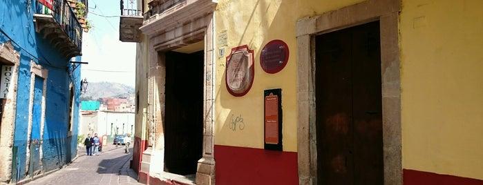 Museo del Pueblo de Guanajuato is one of Tempat yang Disimpan Melissa.