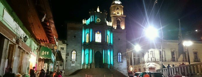 Parroquia de San Simón Apóstol is one of Jesús Ernesto : понравившиеся места.