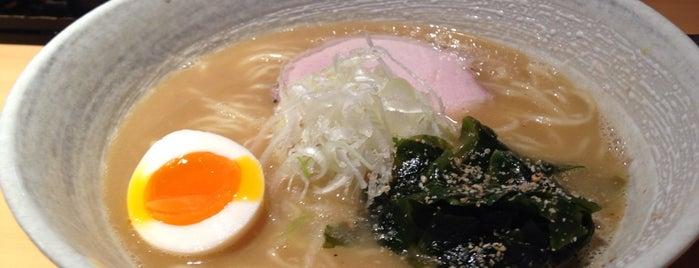 Tsukemen Michi is one of 行って食べてみたいんですが、何か?.