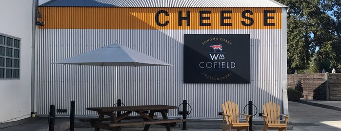 WM Cofield Cheesemakers is one of Lugares favoritos de Tim.