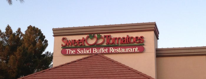 Sweet Tomatoes is one of Valley Restaurants.