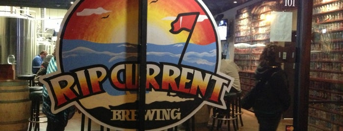 Rip Current Brewing Co. is one of SD Breweries.